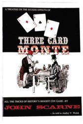 3 Card Monte Book