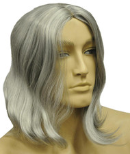 Biblical Deluxe Wig Dk Bn Gy 5
