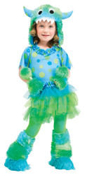 Monster Miss Toddler 3t-4t