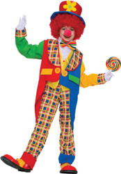 Clown On The Town Child Lg 12-