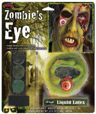 Zombie's Eye Kit With Eye