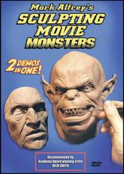 Dvd Sculpting Movie Monsters