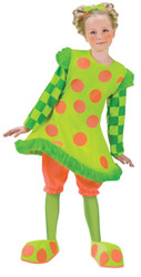 Lolli The Clown Costume Large