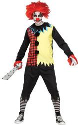 Freakshow Clown Ad Standard