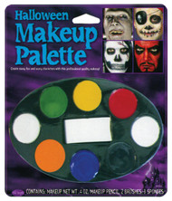 Halloween Makeup Tray 8 Colors