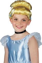 Cinderella Wig Child