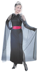 Cape 56in Fishnet Drape