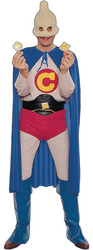 Captain Condom Costume