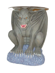 Gargoyle Table Smoking