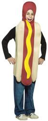 Hot Dog Child Costume 7-10