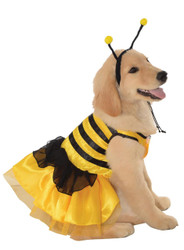 Pet Costume Baby Bumblebee Lg