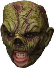 Monster Chinless Latex Mask
