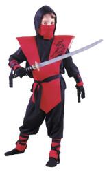 Ninja Complete Red Lg