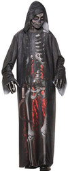 Grim Reaper Robe Child Medium