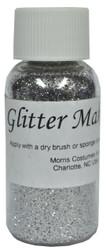 Glitter Morris Slvr 7/8 Oz