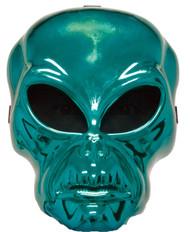 Alien Hockey Green Mask