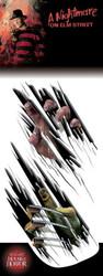 Freddy Floor Gore Claw