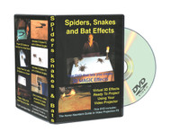 Dvd Spiders Snakes And Bats