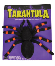 Tarantula Flocked 8 Inch