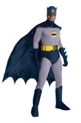 Batman Comic Adult Xlarge