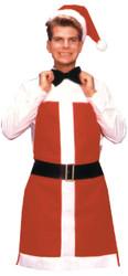 Apron Santa Bartender