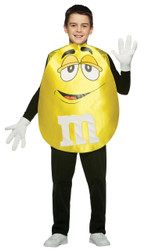 M&m's Character Poncho Yw Teen