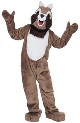 Chipmunk Mascot Complete