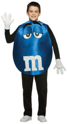 M&m's Character Poncho Bu Teen