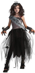 Goth Prom Queen Child Large