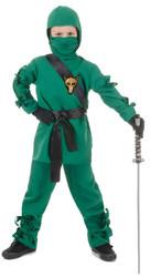 Ninja Child Green Small