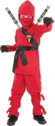 Ninja -child Red Small