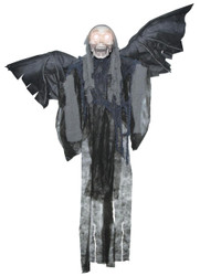 Hanging Talking Winged Reaper