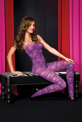 Bodystocking Crotchless