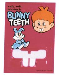 Bunny Teeth Blister Card