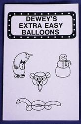 Deweys Extra Easy Balloons