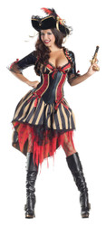 Pirate Body Shaper 8-10