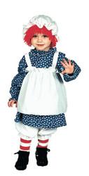 Raggedy Ann Toddler 2 To 4