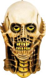 Jukebox Retro Latex Mask