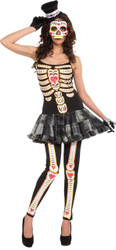 Day Of The Dead Female Adult