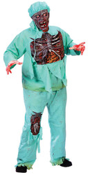 Zombie Doctor Plus Size