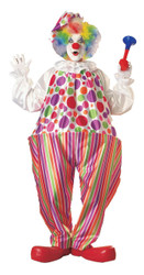 Harpo Hoop Clown Costume
