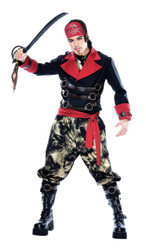Apocalypse Pirate Mens Large
