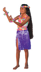 Aloha Set Purple Child/teen