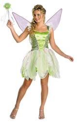 Tinker Bell Deluxe Jr. 7-9