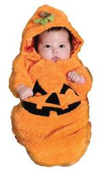 Pumpkin Bunting Infant