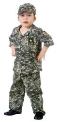 U.s. Army Camo Set-todd. 2t-4t