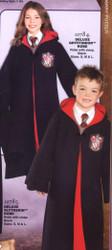 Gryffindor Robe Child Small