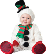 Silly Snowman 6-12mo