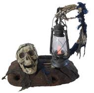 Ground Breaker W Lantern 18in