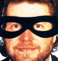 Bandit Mask Black 13645